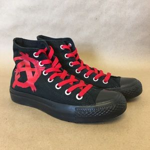 Other - Converse Anarchy All Stars Red A